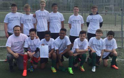 Fußballkreismeisterschaften WK III Jungen (C-Jugend)